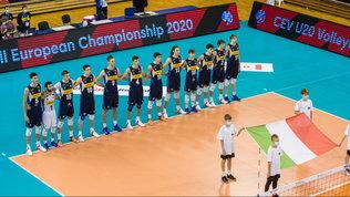 Europei Under 20, l'Italia è d'argento: in finale vince 3-1 la Russia