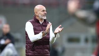 """Pioli esulta: """"Siamo squadra, Romagnoli a disposizione nel derby"""""""
