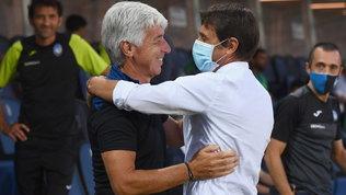 """Lapalisse Conte e lo """"straniero"""" Gasp: nel campionato del Covid sono spariti gli 0-0"""