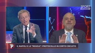 """Sabatini: """"Il problema Napoli venuto fuori tardi"""""""