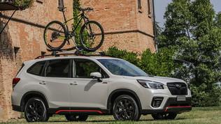 La missione green di Subaru: creare l'ibrido per il 4x4