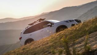 Subaru Forester 4DVENTURE, la compagna di viaggio perfetta
