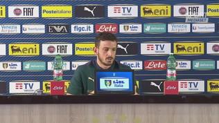 """Florenzi: """"In Nazionale e al Psg mi sento al sicuro"""""""