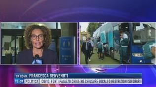 Juve-Napoli, vertice tra calcio e Governo
