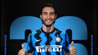 """Inter, il benvenuto a Darmian: """"Dal campetto dietro casa non mi sono mai fermato"""""""
