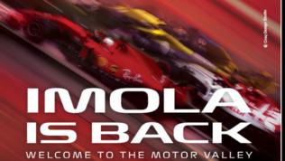 """""""Imola is back"""": ecco il poster per il ritorno della F1 sul Santerno"""