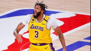 LeBron e Davis troppo forti,i Lakers ipotecano il titolo