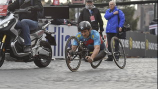 """Zanardi, perizie: """"Perse controllo handbike, andava a 50 km orari"""""""