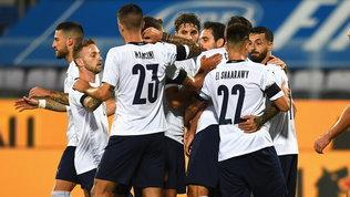 Italia, 6 troppo forte perla Moldova: Caputo-gol al debutto