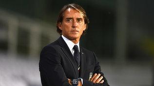 """Mancini: """"Caputo agli Europei? Se continua così... Mentalità giusta"""""""