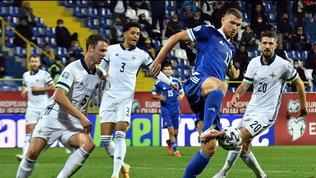 Playoff, eliminata la Bosnia di Dzeko e Pjanic | Milinkovic trascina la Serbia