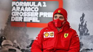 """Leclerc: """"Vettel mi intimidiva. Speranze 2021? Con un miracolo"""""""