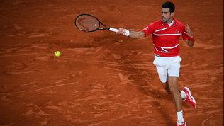 Nadal-Djokovicatto terzo: la finale del Roland Garros è tutta loro