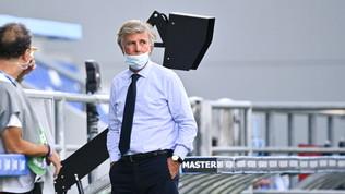 """Preziosi: """"Ancora 15 positivi, rischiamo di andare in Serie B"""""""