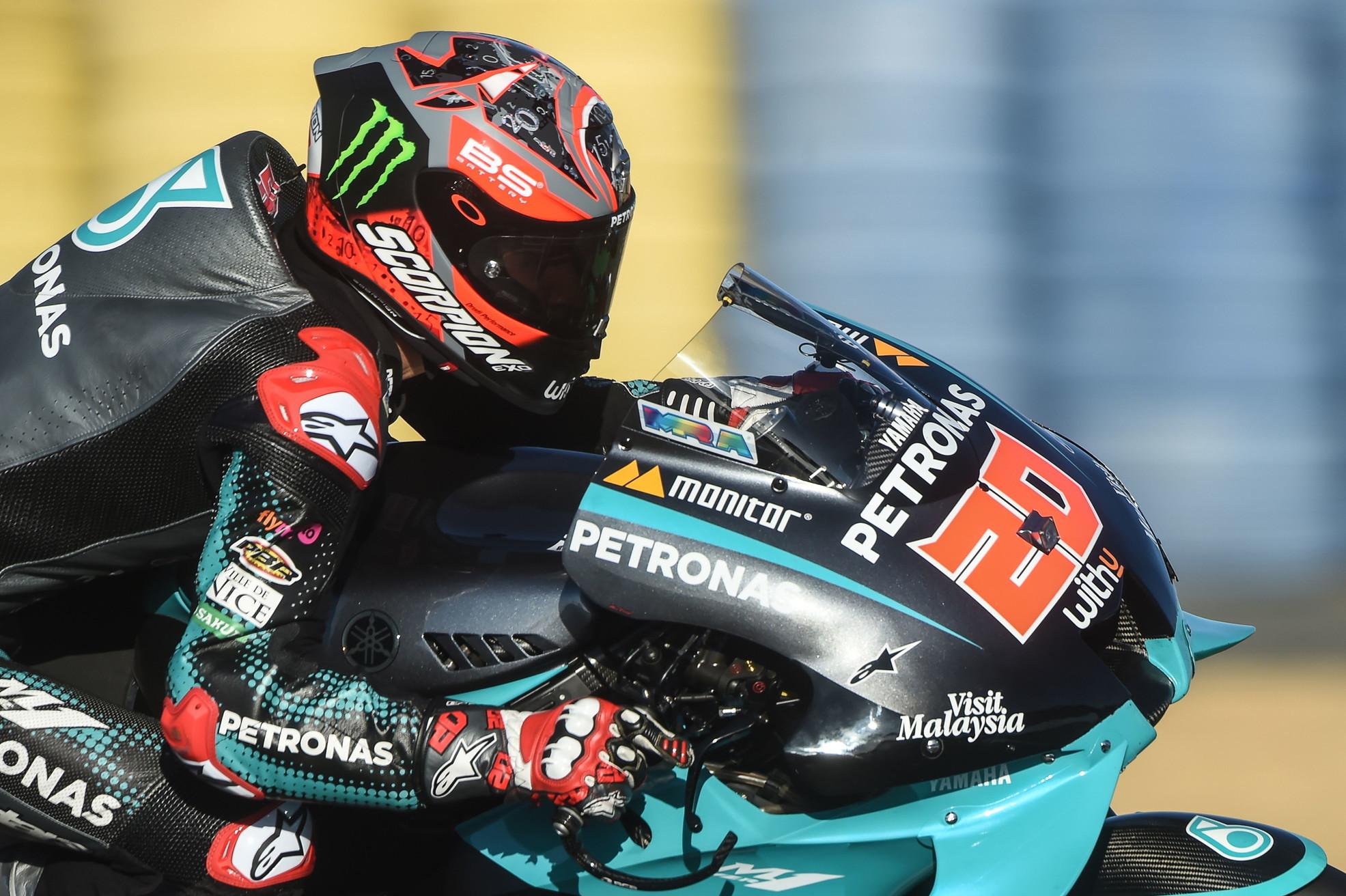 Il francese torna a conquistare la prima casella in griglia di partenza ad oltre due mesi di distanza dall&#39;ultima volta (Jerez-2)<br /><br />