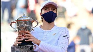 Roland Garros, trionfa laSwiatek