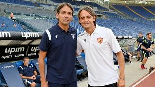 """Inzaghi: """"Mio fratello pronto per la Juve"""". Simone: """"Sì alla bolla stile Nba"""""""