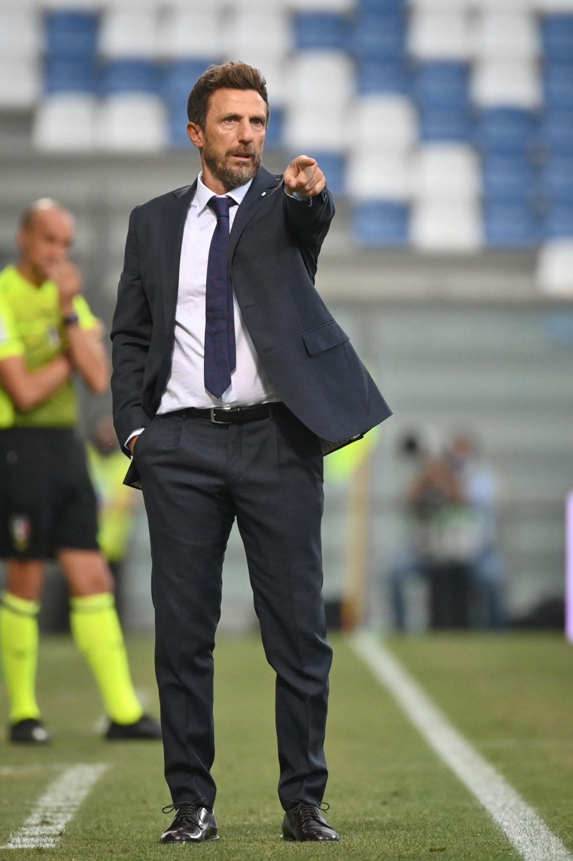9 - Eusebio Di Francesco (Cagliari) - 1,5 milioni netti