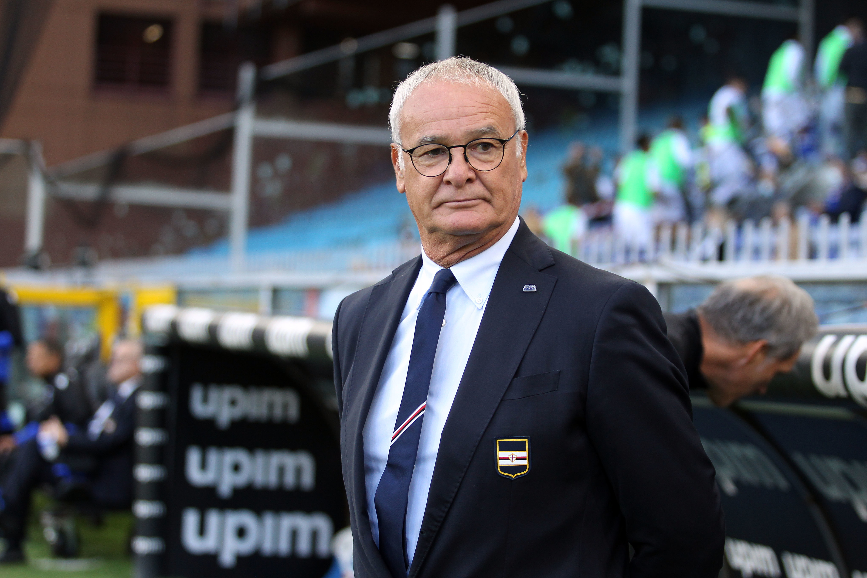 7 - Claudio Ranieri (Sampdoria) - 1,8 milioni netti