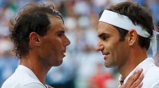 """Anche Federer omaggia Nadal: """"Ben fatto amico mio, te lo sei meritato"""""""
