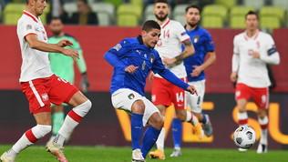 Polonia-Italia, le immagini del match