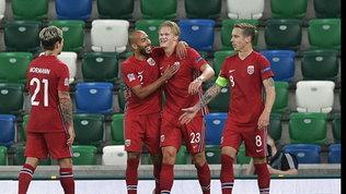 Tripletta con la Norvegia, Haalandnon si ferma più: 27 gol in 27 partite nel 2020