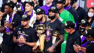 Mai nessuno come LeBron: Mvp della Finals con tre maglie diverse