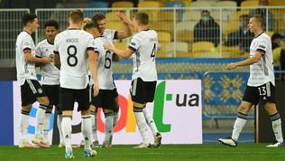 Nations League, questa sera Germania-Svizzera in esclusiva