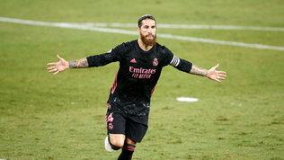 Sergio Ramos non rinnova con il Real: offerte da Juve e Psg