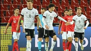 La Germania rimonta 3-3 la Svizzera, la Spagna cade 1-0 in Ucraina