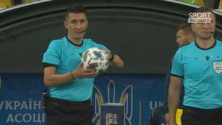 Ucraina-Spagna 1-0