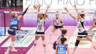 Firenze vince 3-1 nell'anticipo: Bergamo, così non va