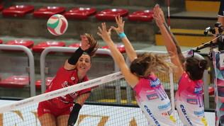 Emergenza Covid-19 nel volleyfemminile: saltano due partite di Serie A1