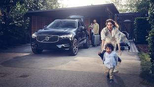 Volvo XC60: l'auto che ti protegge, come tu proteggi gli altri