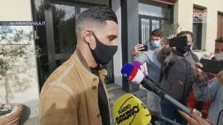 """Callejon: """"Napoli nel cuore, a Firenze darò il massimo"""""""