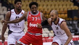 Super Rodriguez non basta al Pireo, Milano si arrende all'Olympiacos