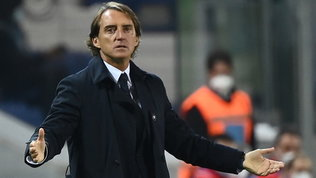 """Mancini non è preoccupato: """"Vinceremo le prossime due e passeremo"""""""