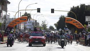 Tegola sul Giro-E: 17 poliziotti risultati positivi