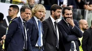 Juve,perdite per 89,7 milioni | Paratici coordinerà l'Area Football