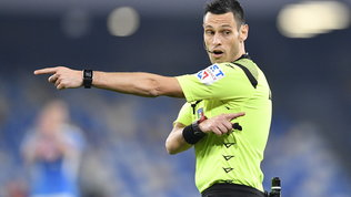 Mariani arbitrerà il derby Inter-Milan   Pezzuto per la Juventus