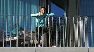 Cristiano Ronaldo shock: positivo al coronavirus, è asintomatico