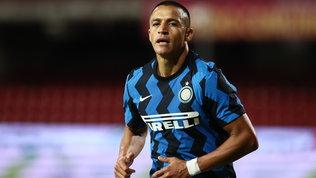 """""""Sanchez ko, salta il derby"""": dal Cile brutte notizie per l'Inter. Domani il responso ad Appiano"""