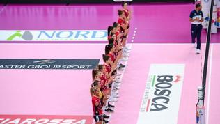 Più di tre positivi a Cuneo: salta il match contro Bergamo