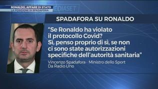 Ronaldo, affare di Stato
