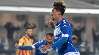 Ndoj risveglia il Brescia: Lecce schiantato 3-0