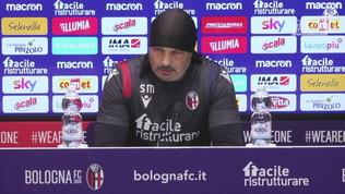 """Bologna, Mihajlovic: """"Vicino a chi soffre per il Covid"""""""