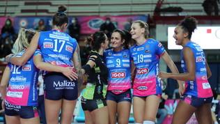 Novara domina nell'anticipo: Brescia sconfitta 3-0