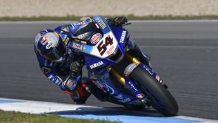 Tripletta Yamaha nella Superpole Race: Razgatlioglu concede il bis
