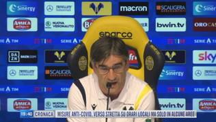 Verona, dubbi in attacco per Juric