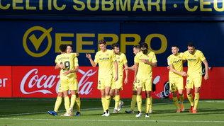 Il Villarreal stende il Valencia e vola in vetta con la Real Sociedad